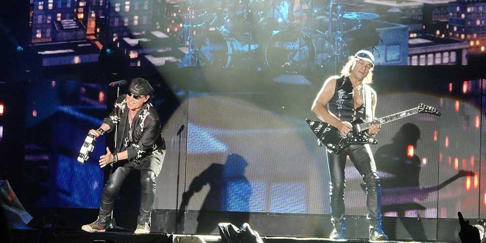 Stars in Town: Scorpions
