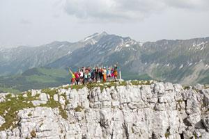 Exkursionen für Groß und Klein