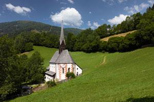 Krypta von St. Kathrein in Bad Kleinkirchheim