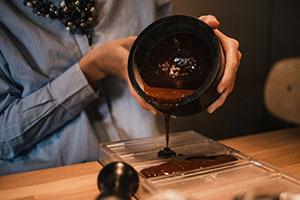 Im Chocolate Village in Slowenien genießt man Glamping und Schokolade ©Chocolate Village